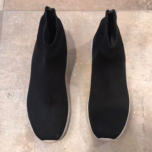 Vince sock bootie sneakers
